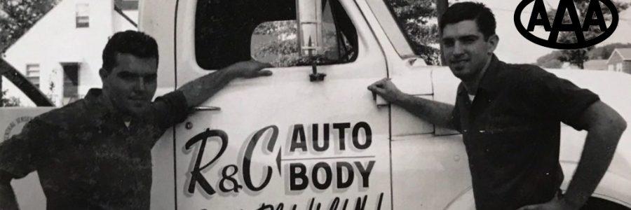 Welcome to R & C Auto Body